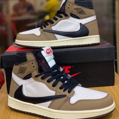 Travis Scott x Nike Air Jordan 1 High Cactus Jack