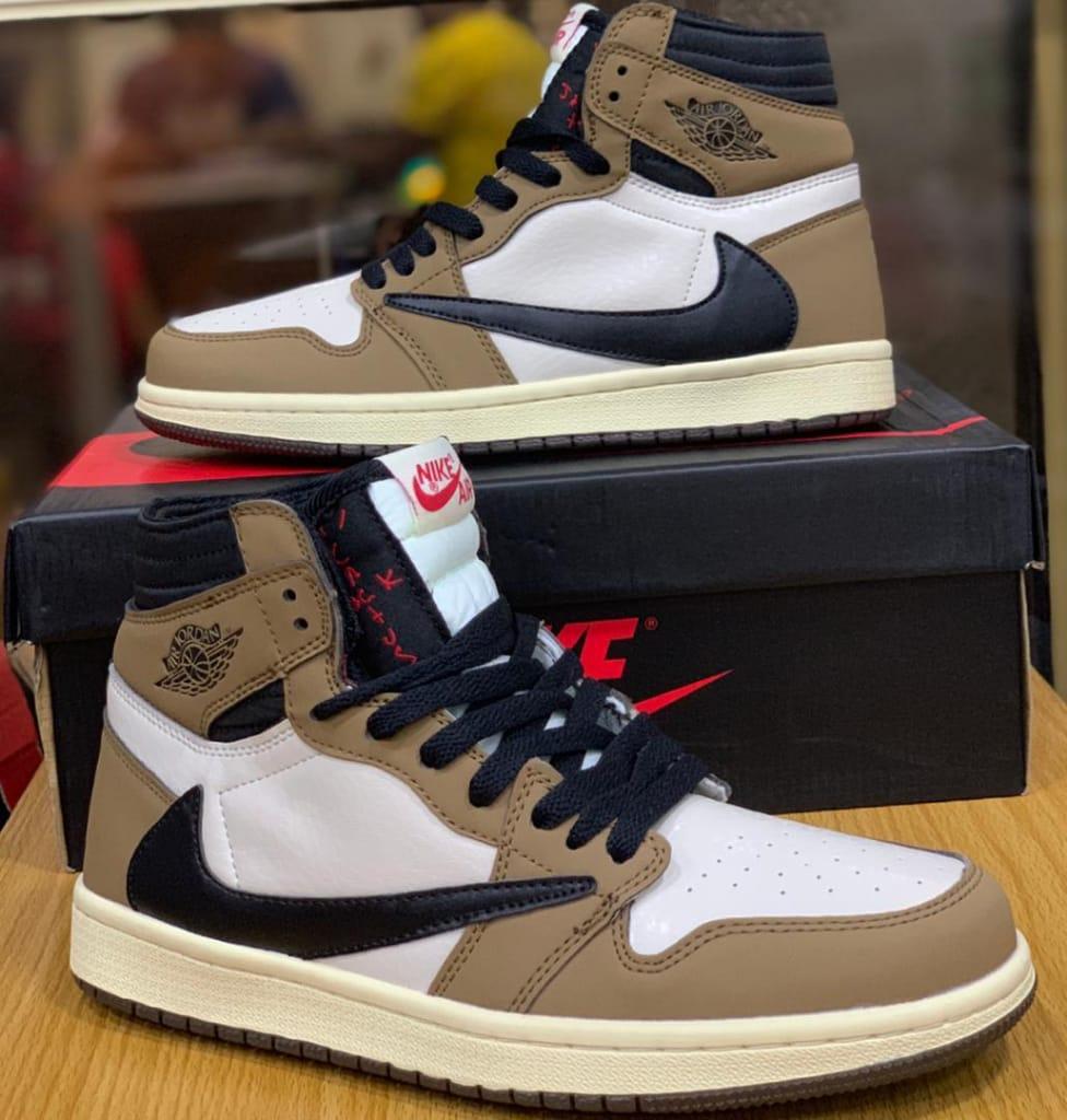 Travis Scott x Nike Air Jordan 1 High