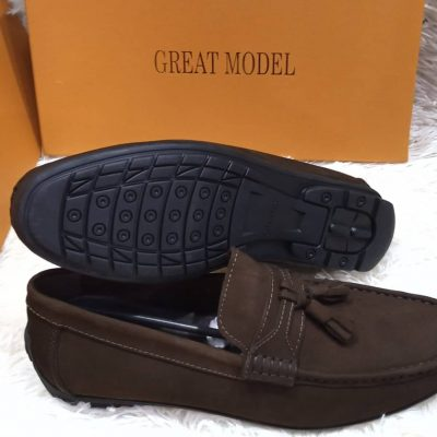 Great Model suede Loafers