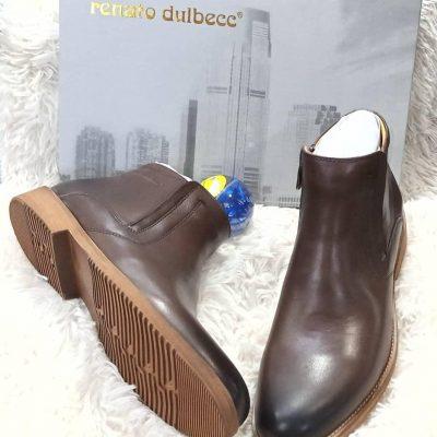 Renato Dulbecc Chelsea Zipper Boots