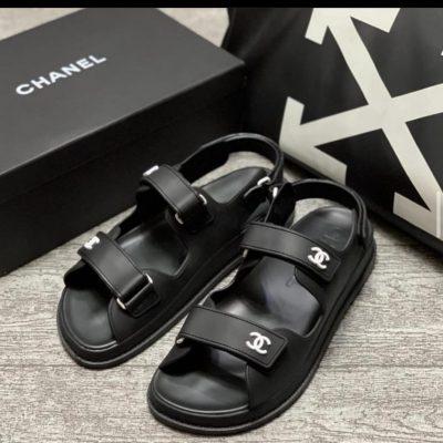 Coco Chanel sandals