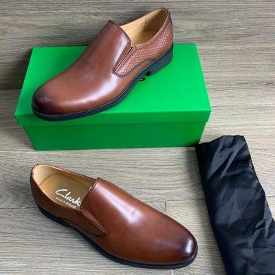 Clarks slip-on Shoes