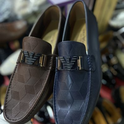 Armani Loafers