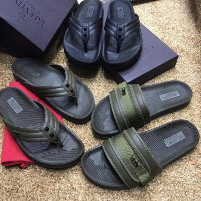 Valentino Slides & Sandals