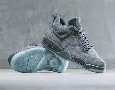 Kaws X Nike Air Jordan 4 Retro